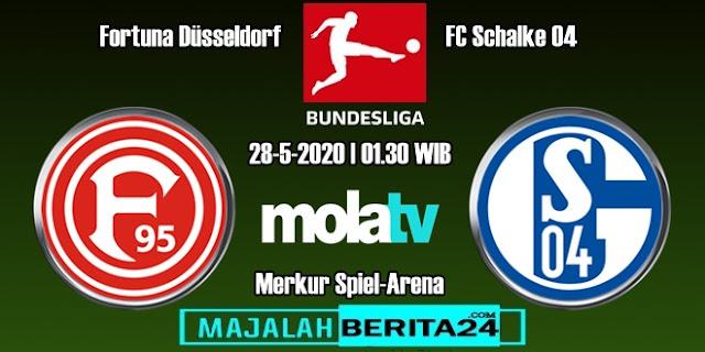Prediksi Fortuna Dusseldorf vs Schalke 04