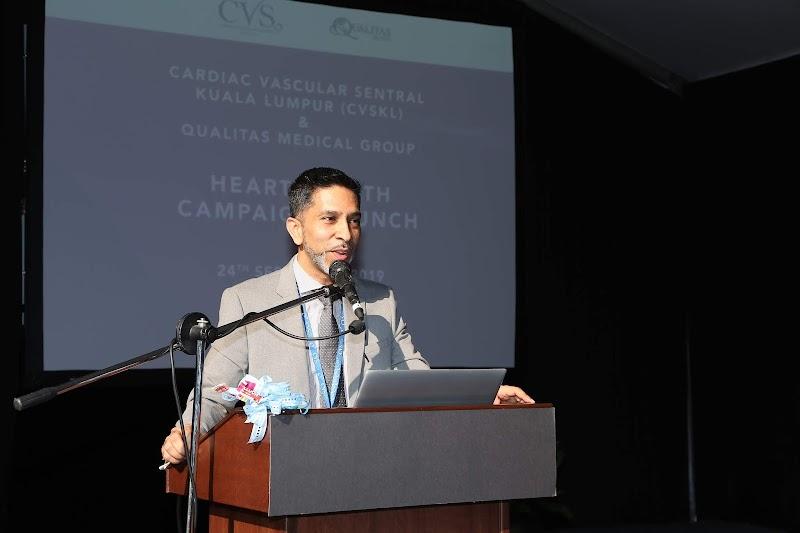 CVSKL dan Klinik Qualitas Jalin Usahasama  Bagi Meningkatkan Tahap Kesihatan Jantung Rakyat Malaysia