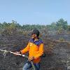 1,2 hektar Lahan Perkuban Kelapa Hibrida terbakar
