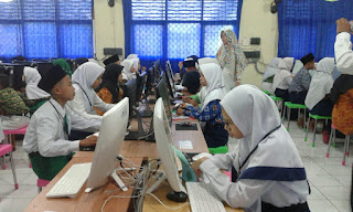 2020, Indonesia-UEA Kembangkan e-Learning Madrasah