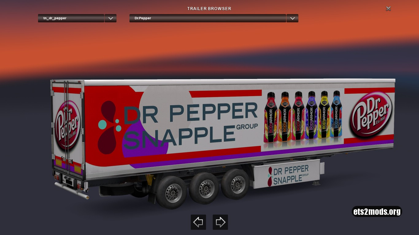 Drink Companys Trailers Pack