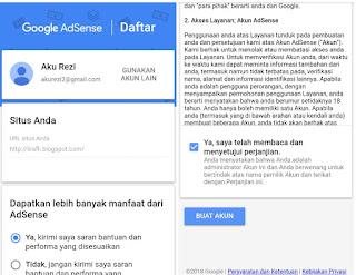 Cara Daftar Google Adsense Blog Bahasa Indonesia Agar Cepat Approve Cara Daftar Google Adsense Blog Bahasa Indonesia Agar Cepat Approve