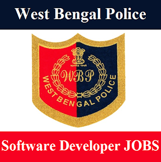 West Bengal Police, WB Police, WB, West Bengal, Police, Graduation, Software Developer, freejobalert, Sarkari Naukri, Latest Jobs, wb logo