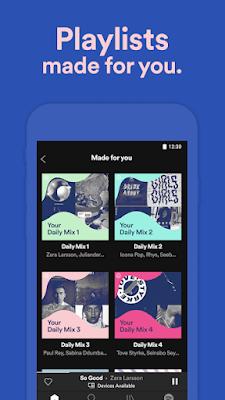 Spotify Premium MOD APK - AndroidGamez