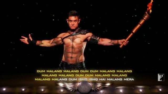 Reflection Of Creative Ideas Malang Dhoom 3 Song Mp3 Free Download