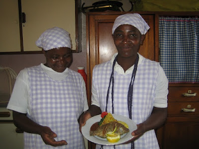 Uwemba cooking school