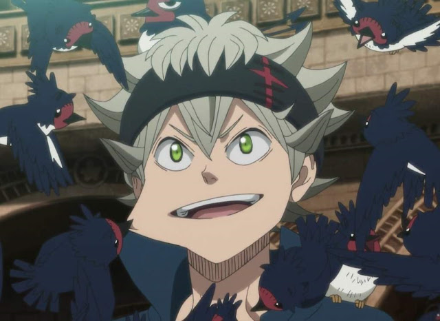 Asta from Black Clover