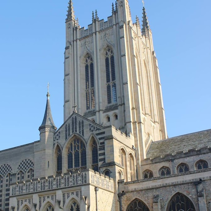 Hindus welcome England's historic St Edmundsbury Cathedral for hosting yoga event