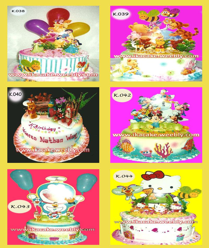 Ikacake Kue Ulang Tahun