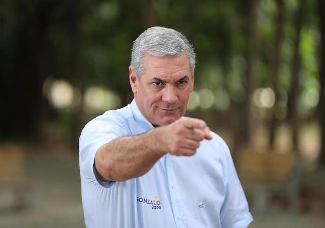 Gonzalo Castillo afirma duplica en números a demás aspirantes presidenciales del grupo de Danilo