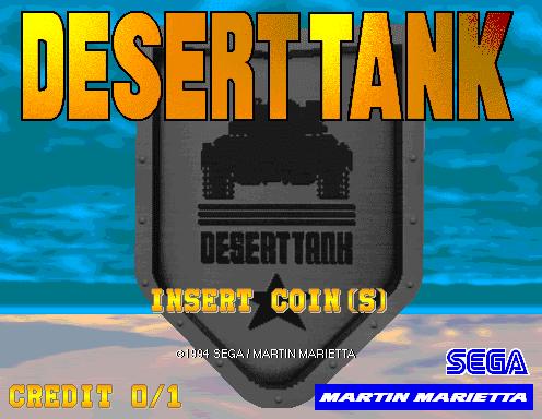 Desert Tank ROM