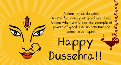 Happy Dussehra Qutoes