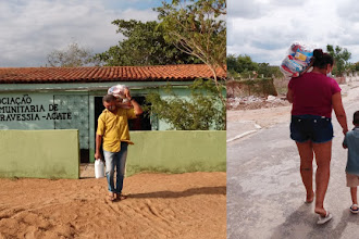 """8ª etapa da Campanha """"Nem Vírus, nem fome: Compaixão"""" beneficia 1900 famílias em Itapiúna e região"""
