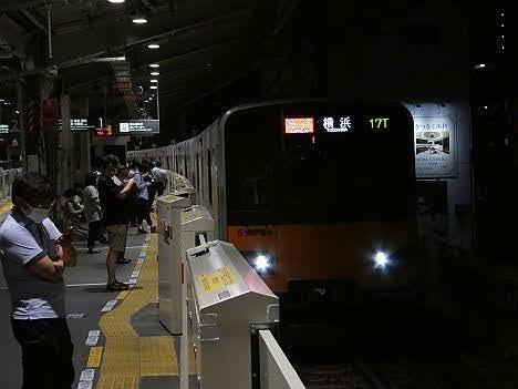 【ダイヤ改正で登場!】東武50070系の急行 横浜行き