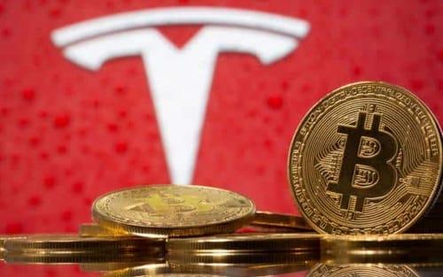 Bitcoin Devaluation Affects Tesla