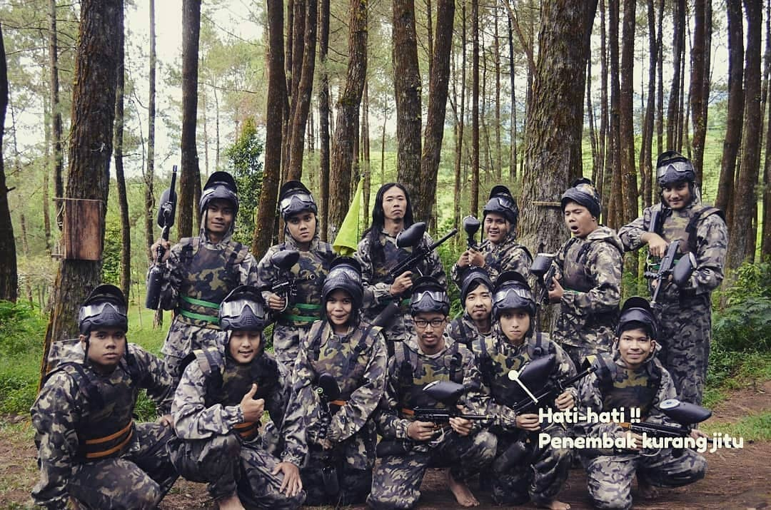 paintball gravity adventure