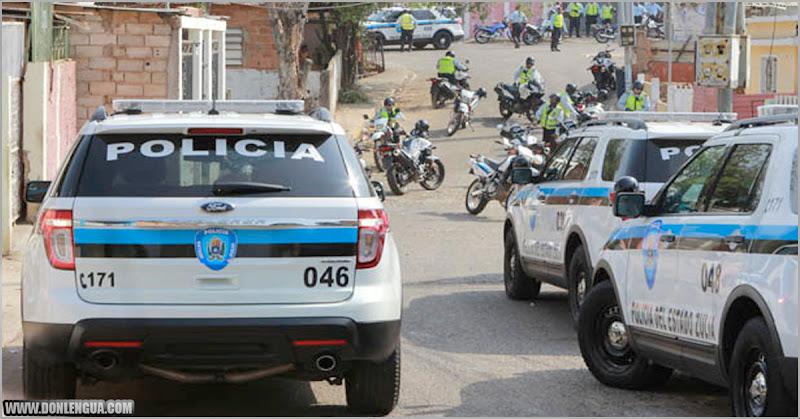 Policías mataron a 4 supuestos secuestradores en Cabimas