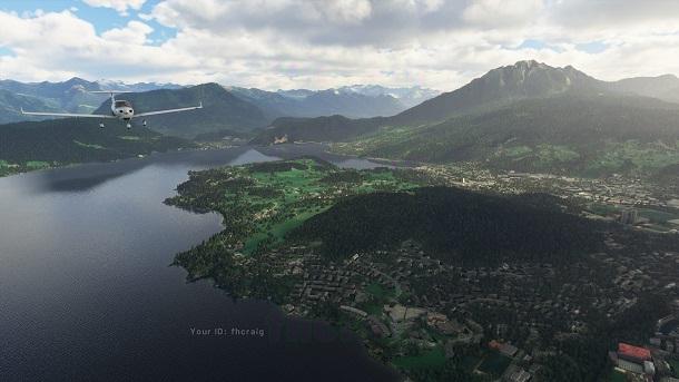 Tampil Ciamik, Begini Screenshot Alpha Test Game Microsoft Flight Simulator