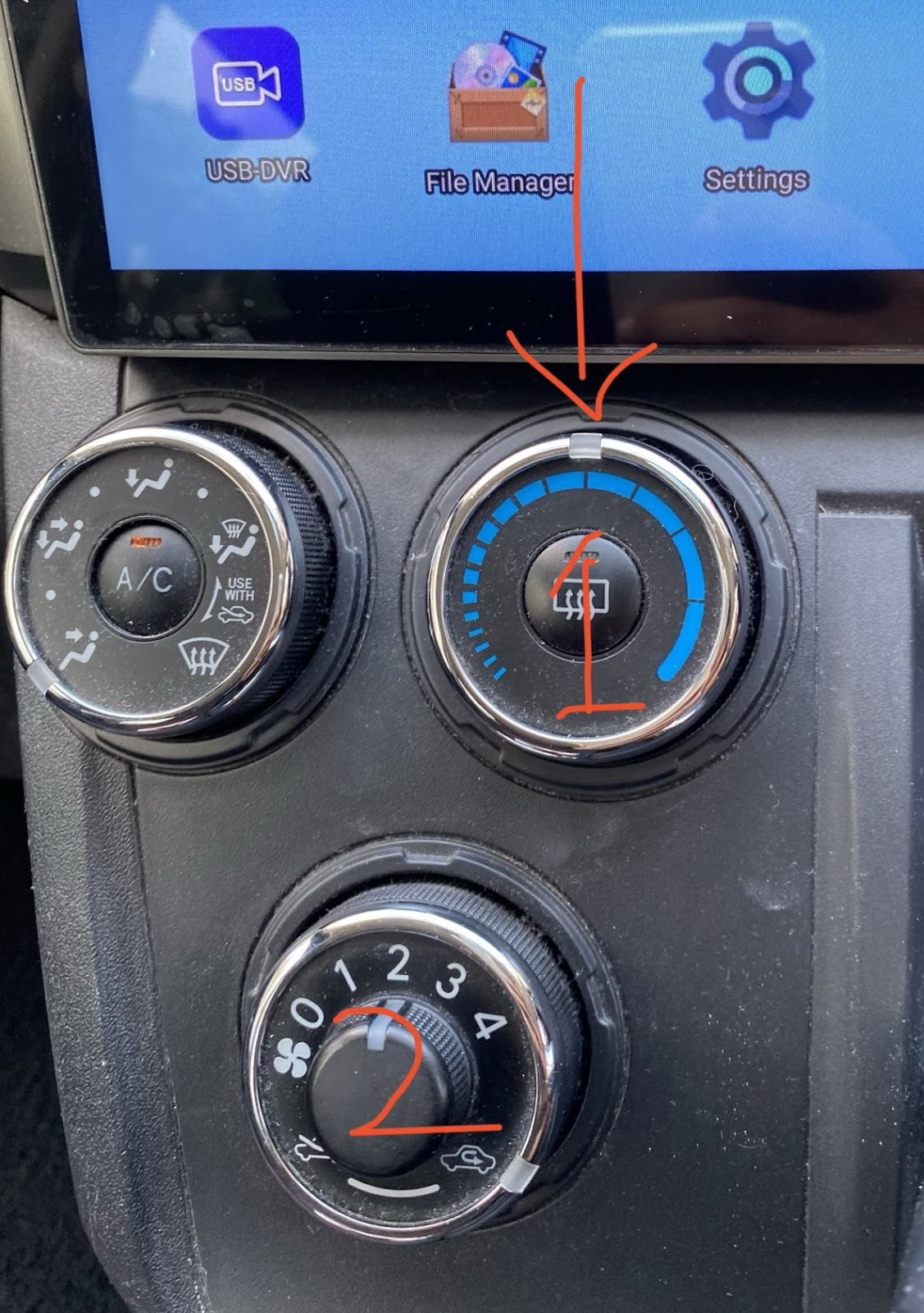 tips penjagaan aircond kereta