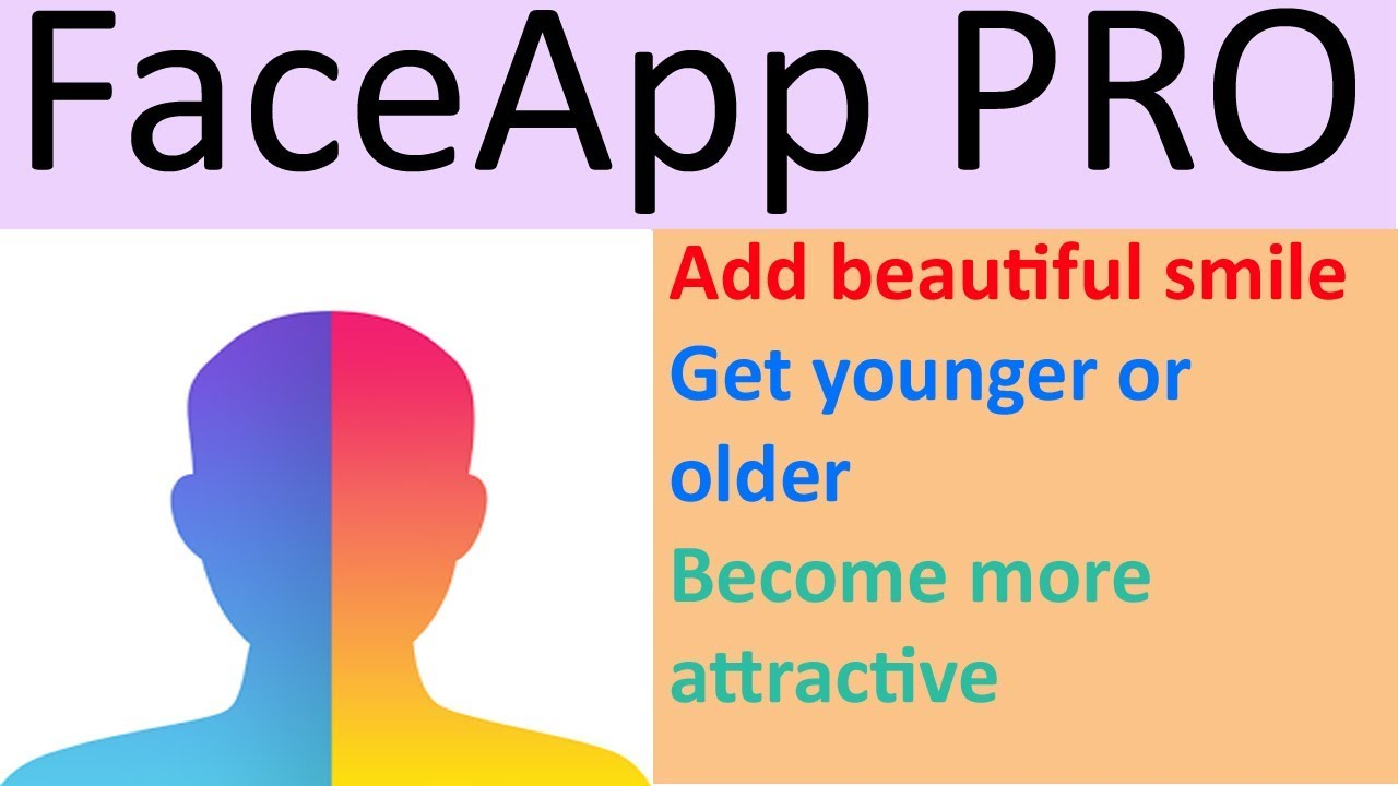 FaceApp Pro 3 4 7 Pro Apk Unlocked for android - تطبيقك