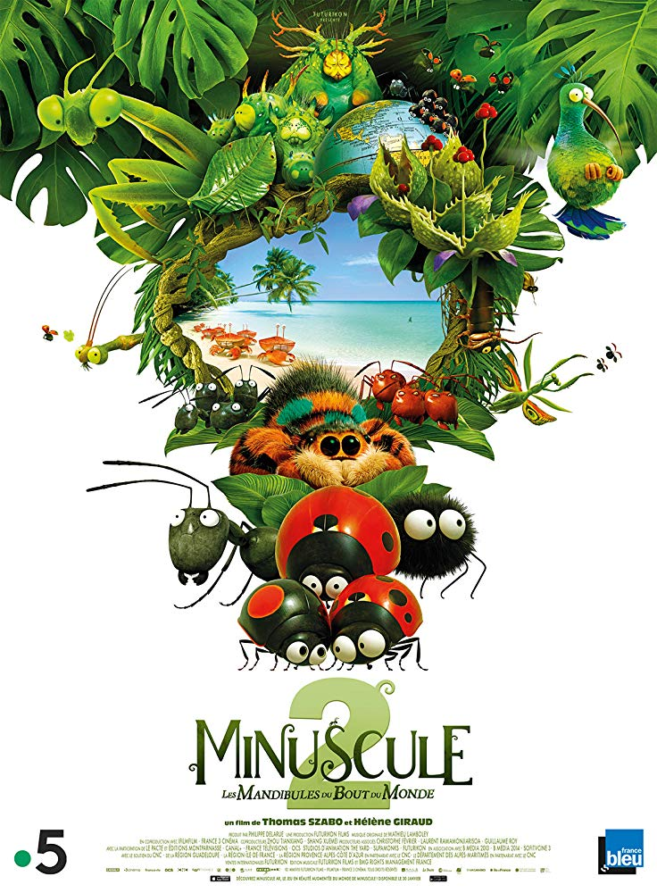 Minuscule 2 2018 French Movie Bluray 720p
