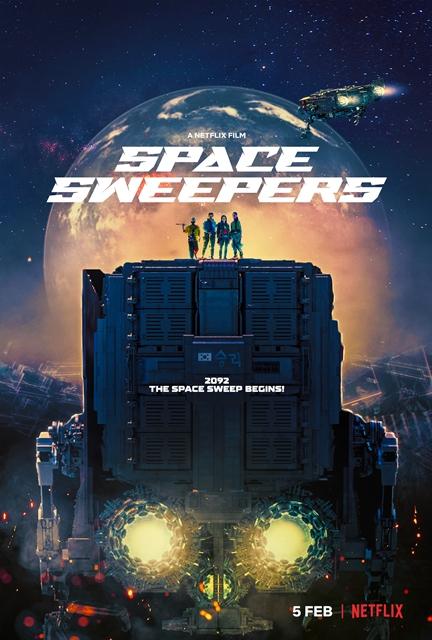 SPACE SWEEPERS, Netflix Film, SONG JOONG-KI, KIM TAE-RI, Jin Sun-Kyu, Yoo Hai-Jin, K drama, Utopian Skies, korean film on netflix, lifestyle