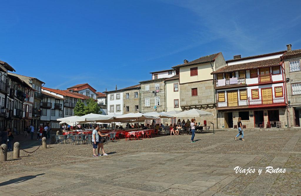 Plaza de São Tiago.Guimaraes