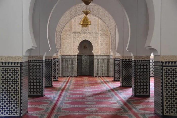 Merinding, terdengar suara mengaji dalam masjid kosong di Yordania