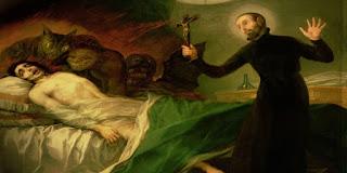 Ritualul şi stadiile exorcismului