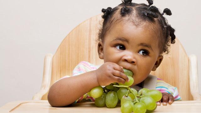 Manfaat Buah Anggur untuk Bayi