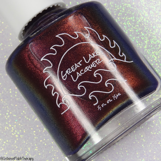 Great Lakes Lacquer Creatures of Night Brought to Light! | Polish Pickup August 2019