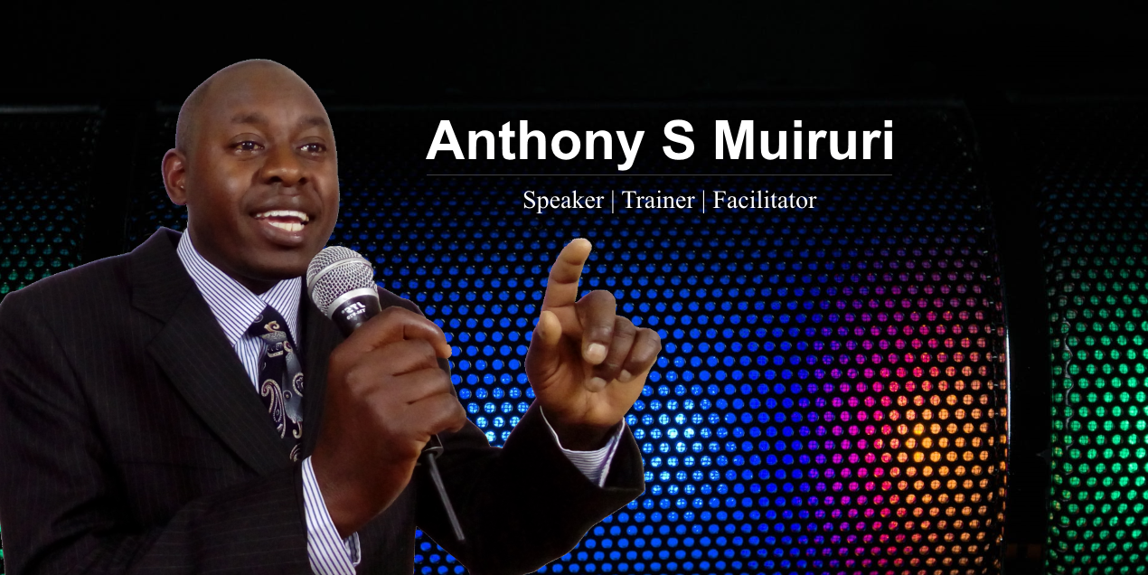 Anthony S Muiruri