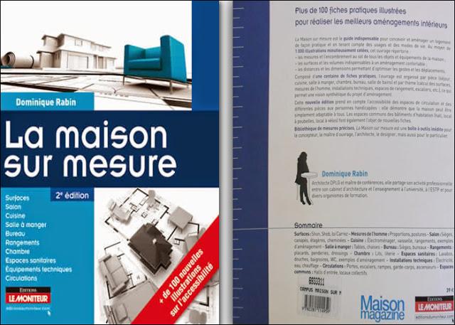 [LIVRE] MAISON SUR MESURE, 2ème EDITION