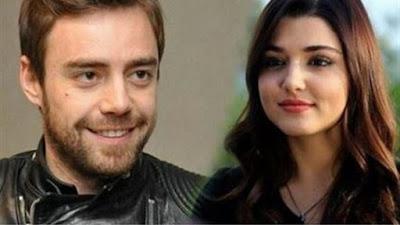 النجمة التركية هاندا أرتشيل تلتقي بحبيبها السابق بحفل زواج صديقتهما