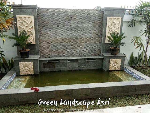 Jasa Kolam Koi Surabaya - Desain Kolam Ikan Minimalis di Surabaya