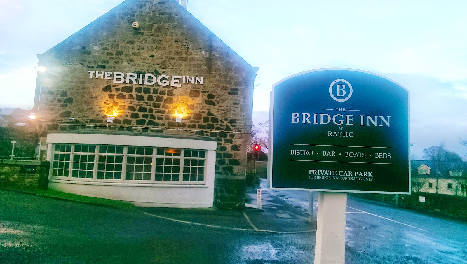 Bridge Inn Ratho