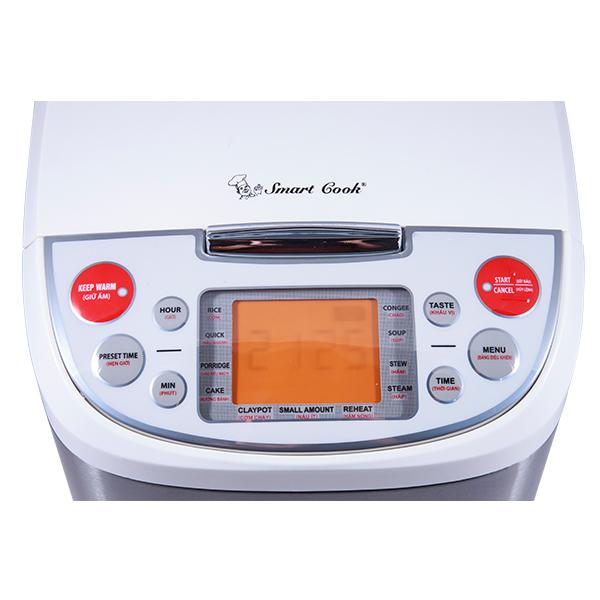 Nồi cơm điện Elmich Smart Cook RCS-0025