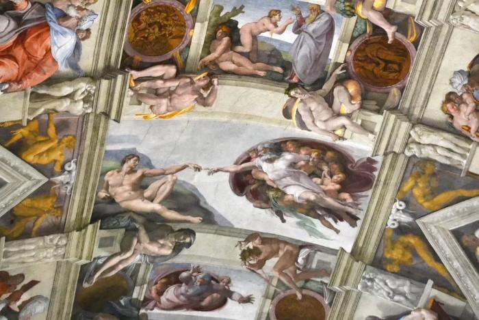1510г. Микеланджело