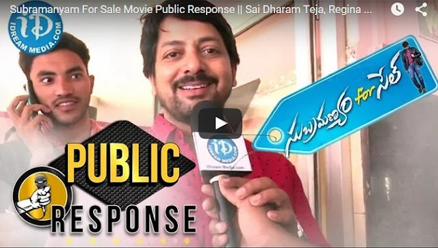 Subramanyam For Sale Movie  Review | Public Response