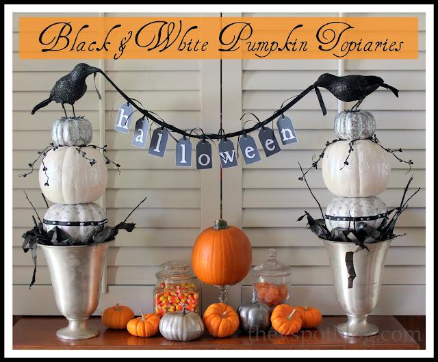 pumpkin-topiaries