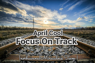 New Beginning, New Cycles and Please Welcome April Cool!