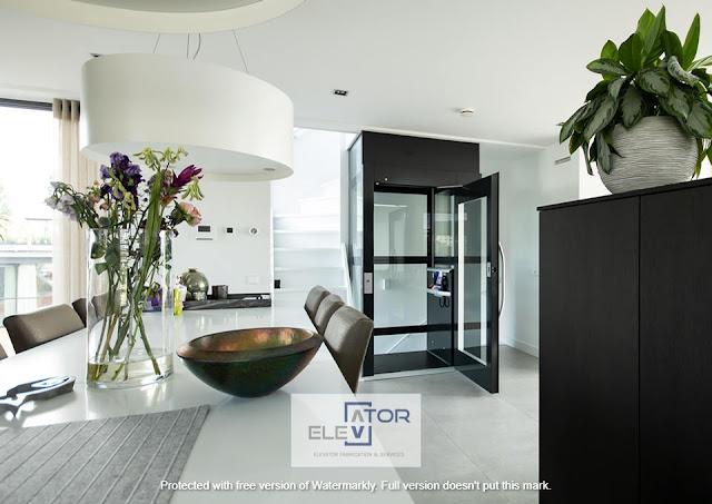 jual residential elevator Bontang