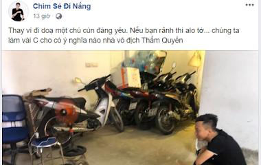Cộng đồng AoE Việt xôn xao với lời thách thức solo của Chim Sẻ Đi Nắng dành cho BiBi