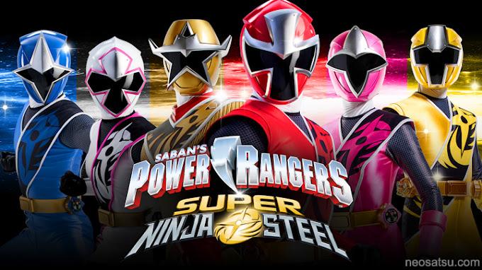 Power Rangers Super Ninja Steel Batch Subtitle Indonesia