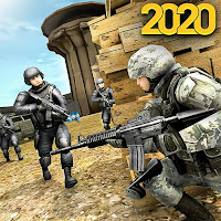 Commando Adventure Missions: Real Secret Mod Apk