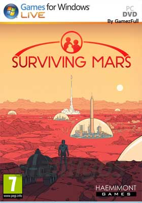 Surviving Mars Deluxe Edition [Full] Español [MEGA]