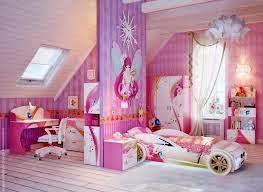 kamar desain anak perempuan