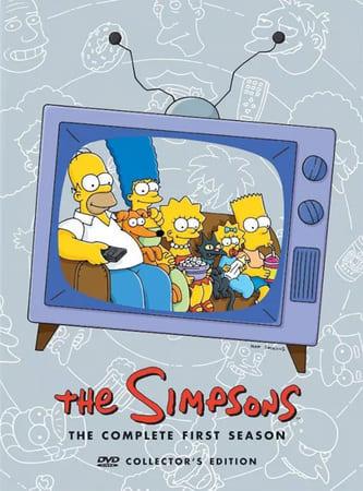 Los Simpsons Temporada 1 Online
