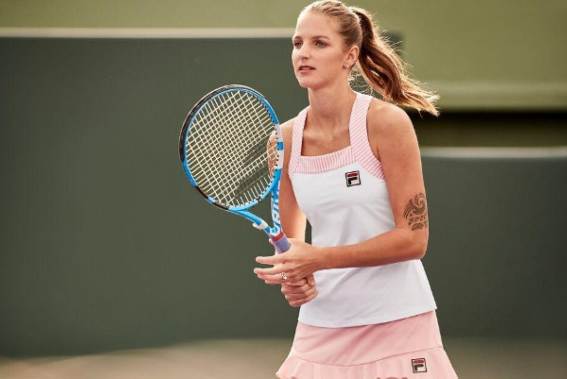 Karolina Pliskova wear for Australian open 2020