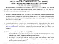 Informasi Terbaru Terkait Pemberkasan Penetapan Nomor Induk P3K Tahap 1